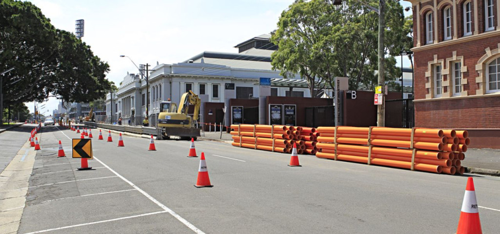 Surry Hills to Rose Bay Cable Project