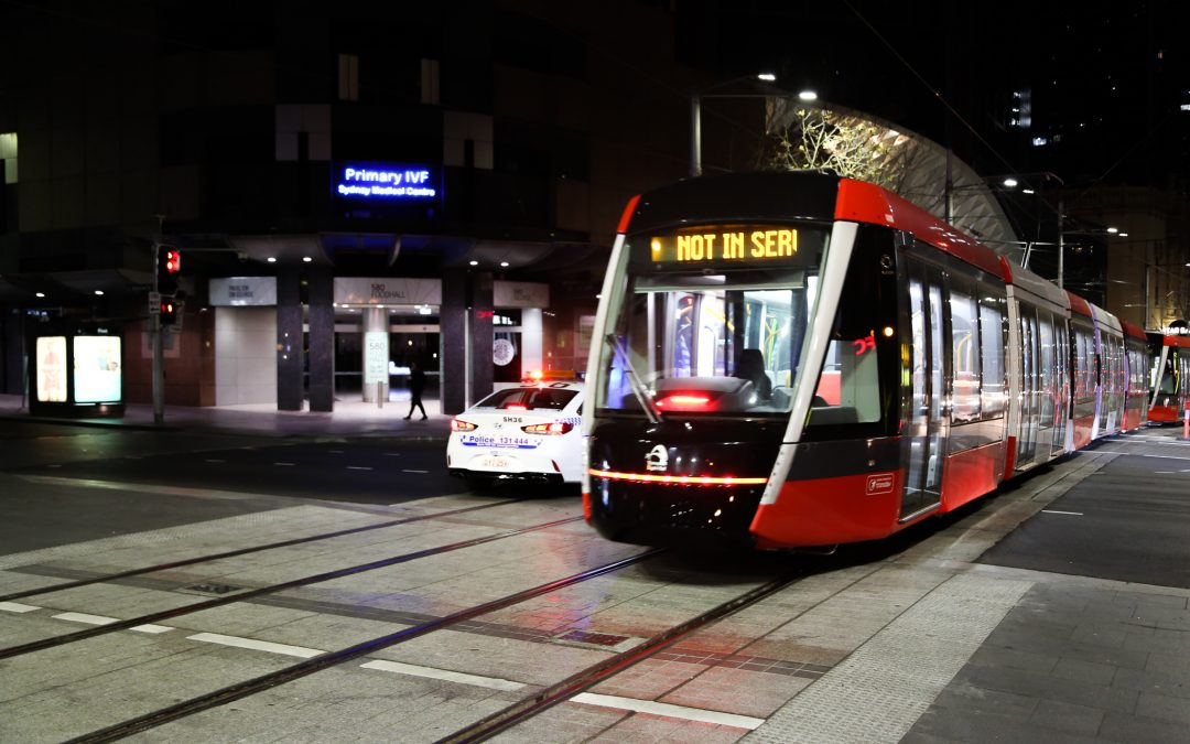 Sydney Light Rail Project